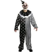 Kill Joy Clown Men's Adult Halloween Costume