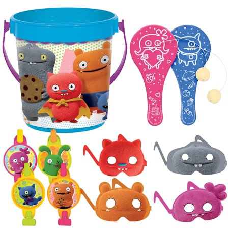 Party City Ultimate Ugly Dolls Party Favors for 8 Guests (Hamilton Party City)