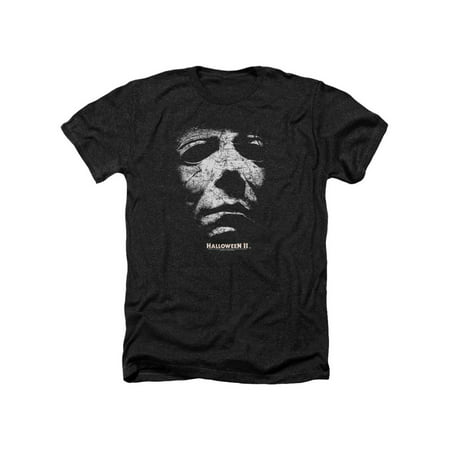 Halloween II Michael Myers Horror Movie Adult Heather T-Shirt Tee for $<!---->