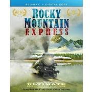IMAX: Rocky Mountain Express (Blu-ray + Digital HD) by Gaiam Americas
