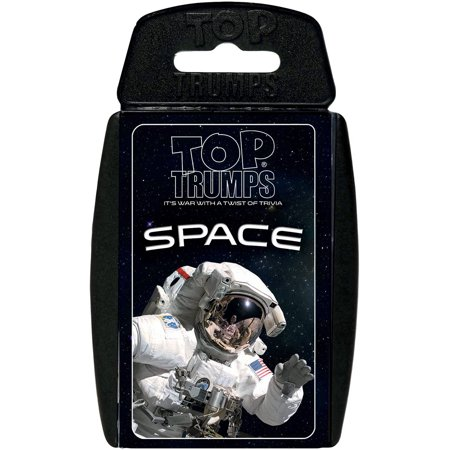 Top Trumps Space Card Game