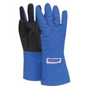 NSA G99CRSGPSMMA Cryogenic Glove,S,Straight,Blue,PR