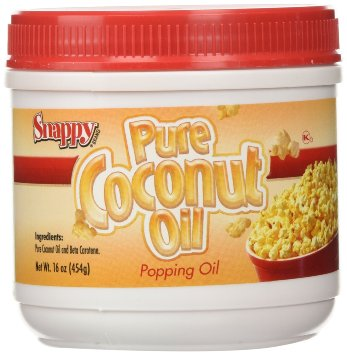 Snappy Colored Coconut Oil (1 Lb.)
