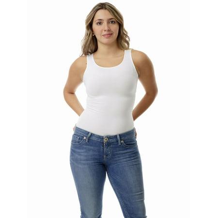 Womens Ultra Light Cotton Spandex Compression (Spandex Fiber)