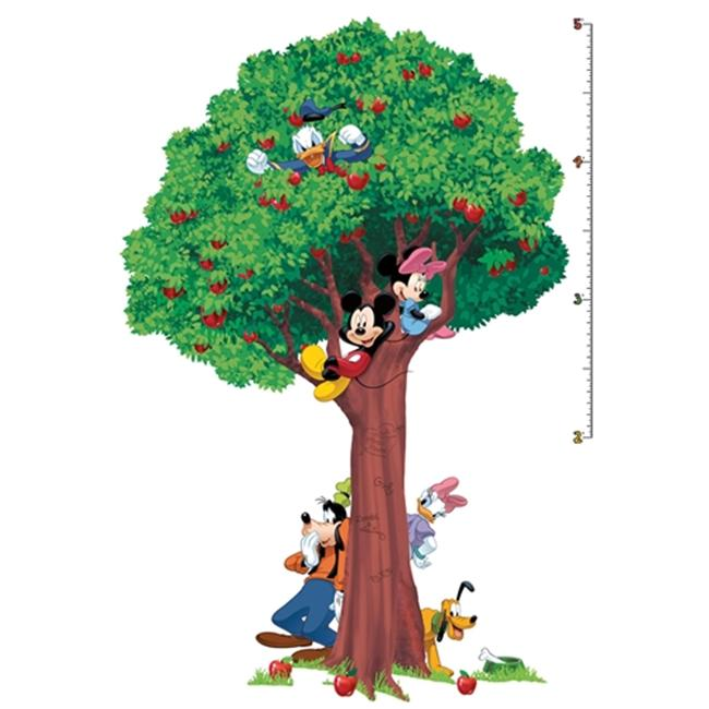 Roommate RMK1514SLM Mickey and Friends Growth Chart