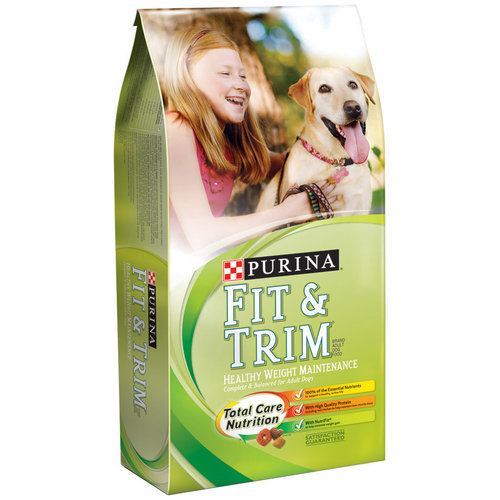 Fit & Trim Healthy Weight Maintenance Dog Food, 16.5 lbs