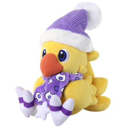 Final Fantasy Chocobo Plush [Winter