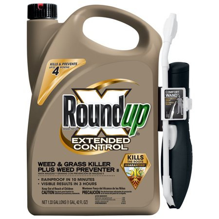 Roundup Control Weed and Grass Killer RTU Wand (The Best Pre Emergent Weed Control)