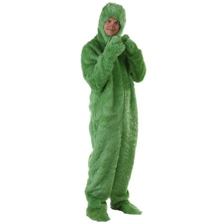 Adult Green Furry Jumpsuit - Custom Furry Costumes