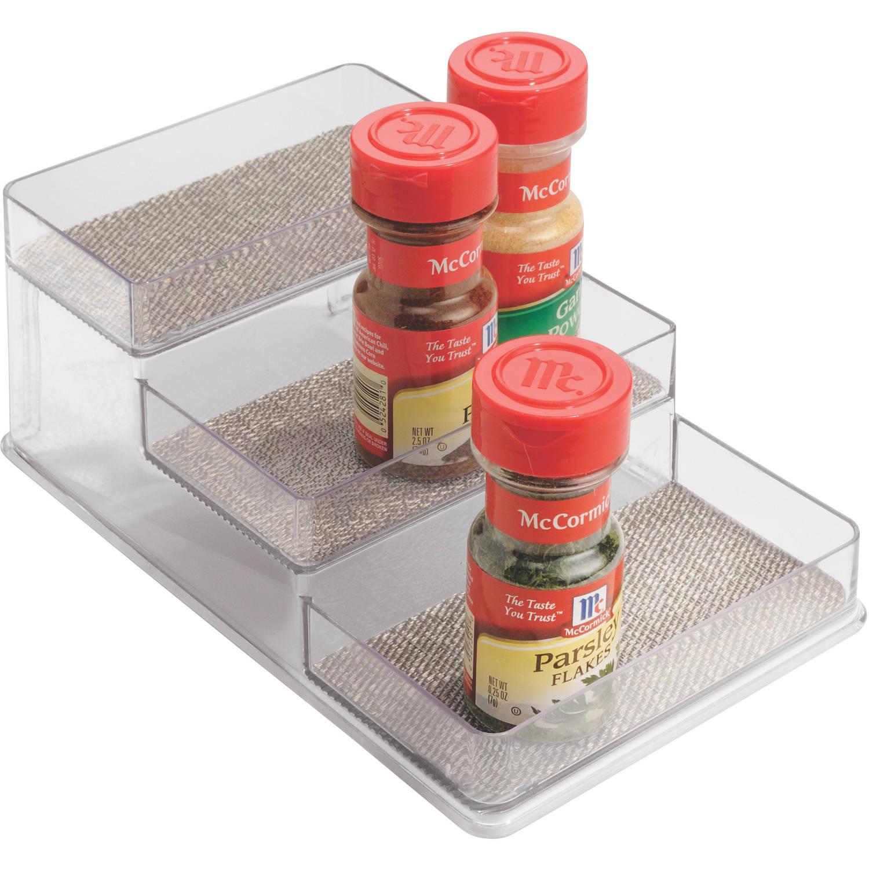 InterDesign Twillo Multi-Level Spice Rack Organizer