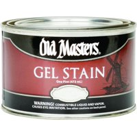 Old Masters 81808 1 Pint American Walnut Gel Stain