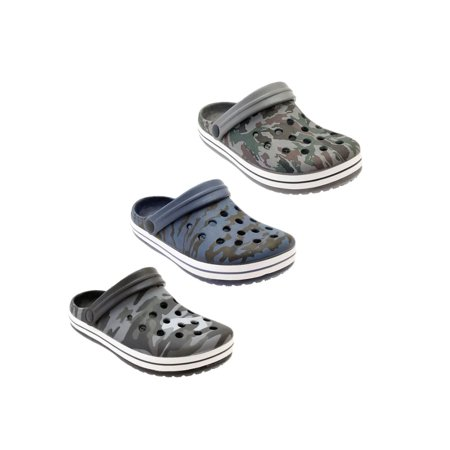 Mens Clog, Garden Sandals, Nurse shoe for Beach Pool and everyday wear Comfy Shoe. Mens Size 7-12.