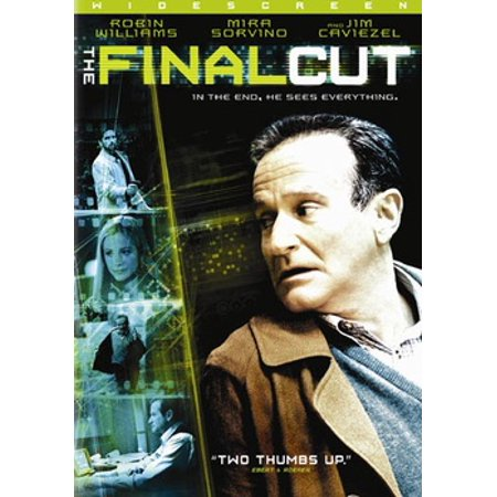 - The Final Cut (DVD)