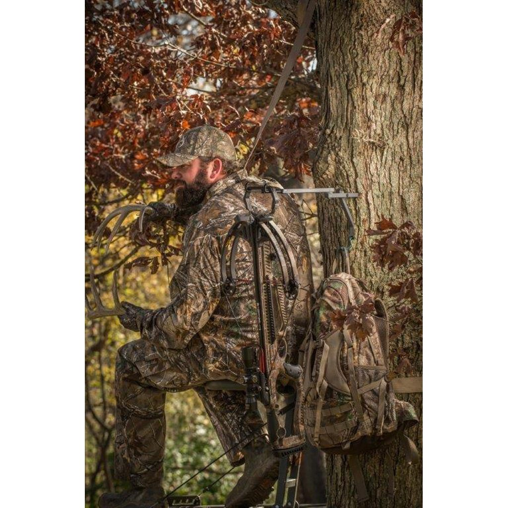 New REALTREE EZ HANGER For Crossbows With Multi Purpose Hooks