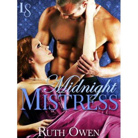 Midnight Mistress - eBook