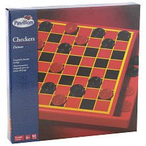 Pavilion Games: Checkers by Toys R Us