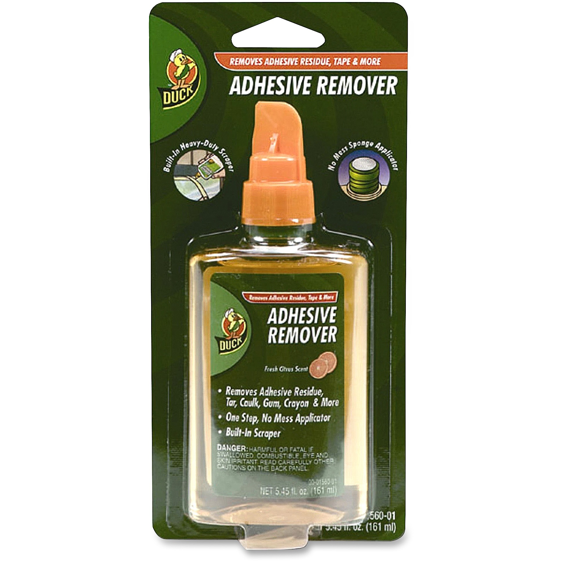 Duck Brand, DUC000156001, Brand Adhesive Remover, 1 Each