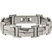 Stainless Steel Polished Bracelet, 8.25