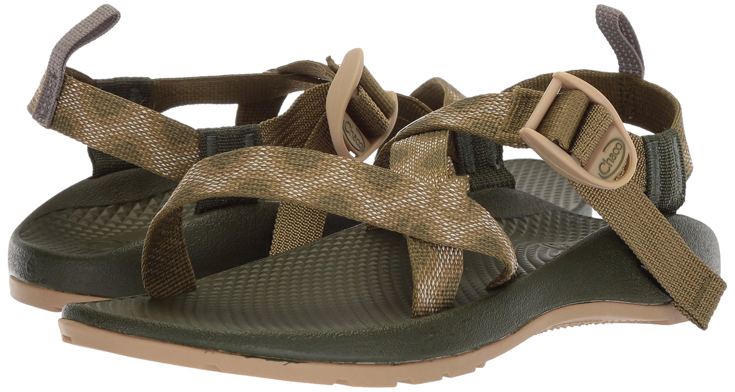 Boys/' Z1 Vortex Avocado Ecotread Walking Sandals Chaco J180059