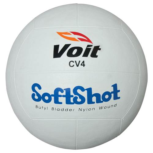 Voit® CV4 Soft Shot Stingless Volleyball