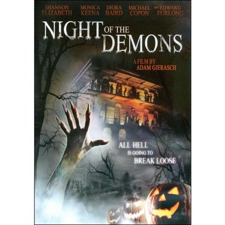 Night Of The Demons  Widescreen
