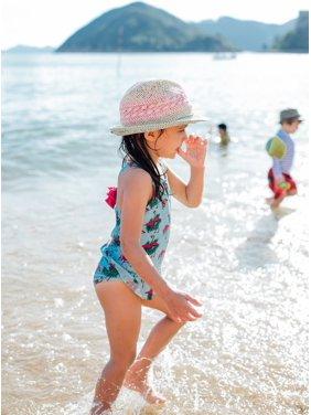 Flamingo UV Swimsuit