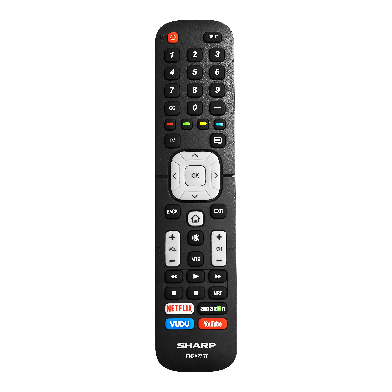 Sharp LC-32Q5230U 32 in  Class HD Smart LED HDTV, Black