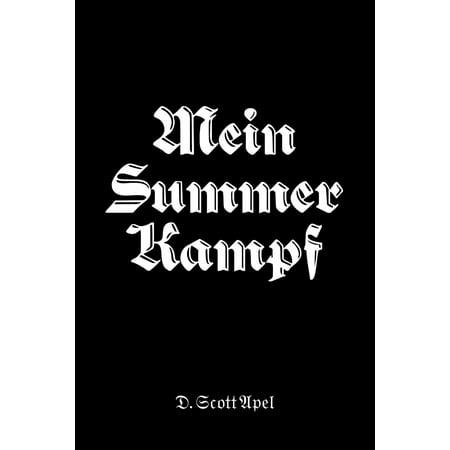 Mein Summer Kampf - eBook