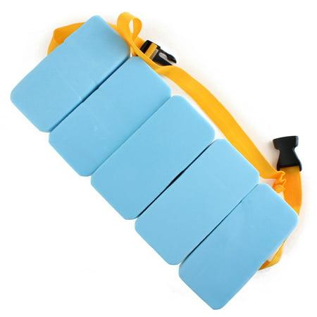 Style Swimming Waist Belt Kids Adults Safe Training Aid Float Board Foam Pool  - image 1 of 7
