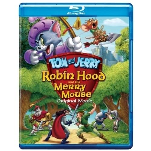 Tom And Jerry: Robin Hood And His Merry Mouse (Blu-ray + DVD) (Widescreen)