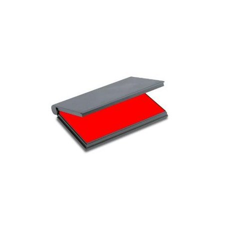 Ink Stamp Pad - Stamp Pad with Red Ink