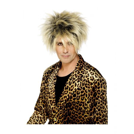 Wild Boy Wig Adult Costume Accessory - Places To Buy Wigs Near Me