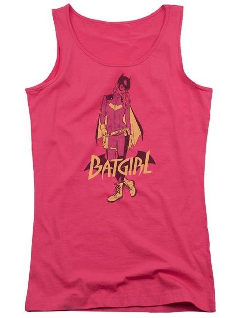 Batman All New Batgirl Juniors Tank Top Shirt