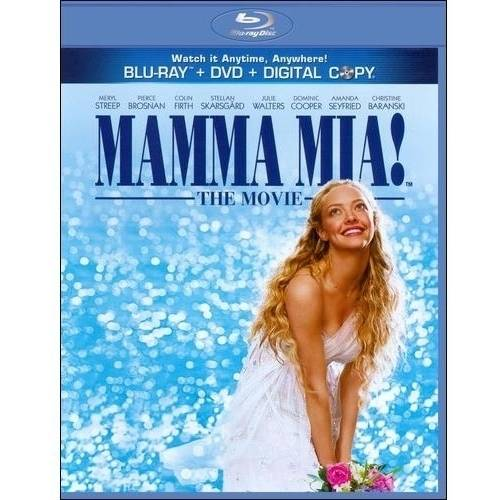 Mamma Mia! Movie (Blu-ray + DVD)
