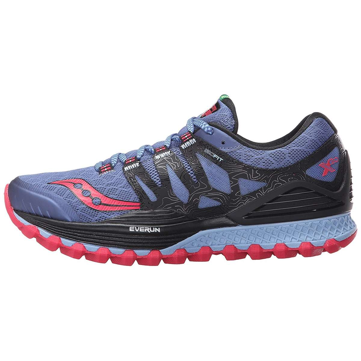 Saucony Women Xodus Iso Running Shoes by