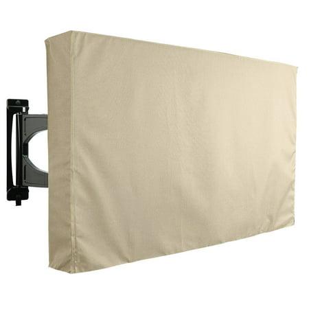 Universal Patio Outdoor Tv Cover Protector Waterproof