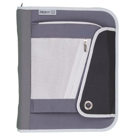 MWV Consumer & Office Products Mead Pro Platinum Binder, 1 ea