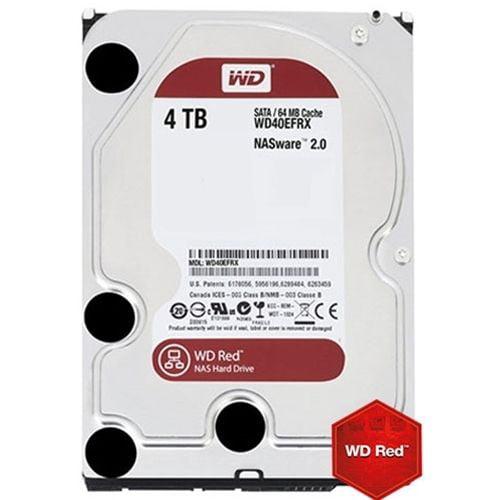 Western Digital WD Red 4TB NAS Hard Disk Drive - 5400 RPM...
