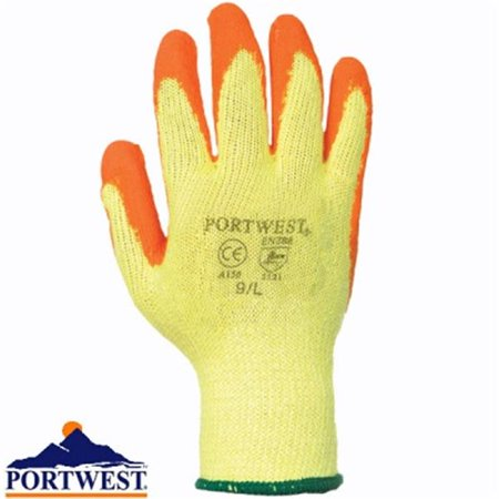 Portwest A150 Medium Fortis Grip Glove, Orange - image 1 of 1
