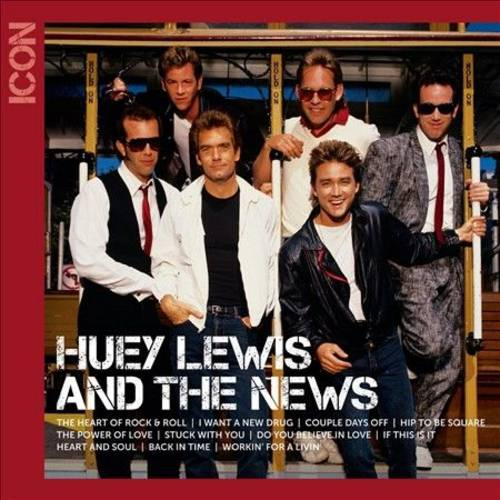 Icon Series: Huey Lewis And The News (Walmart Exclusive)