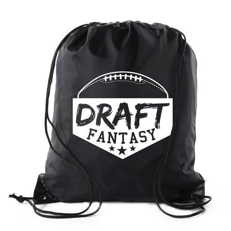 Fantasy Football Draft Bags| Drawstring Backpacks for Fantasy Football Parties, Fantasy football supplies](Themes For Football)
