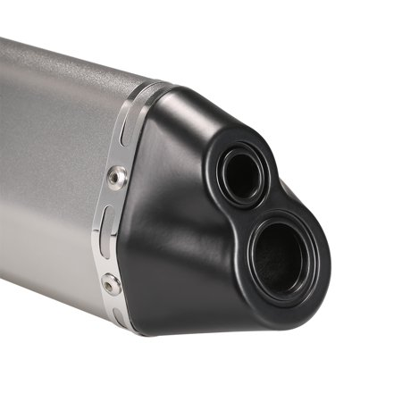 Tail Refit Exhaust Muffler with Fit Small Hexagon Oblique 38