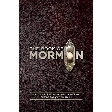 The Book of Mormon Script Book : The Complete Book and Lyrics of the Broadway Musical - On The First Day Of Halloween Lyrics