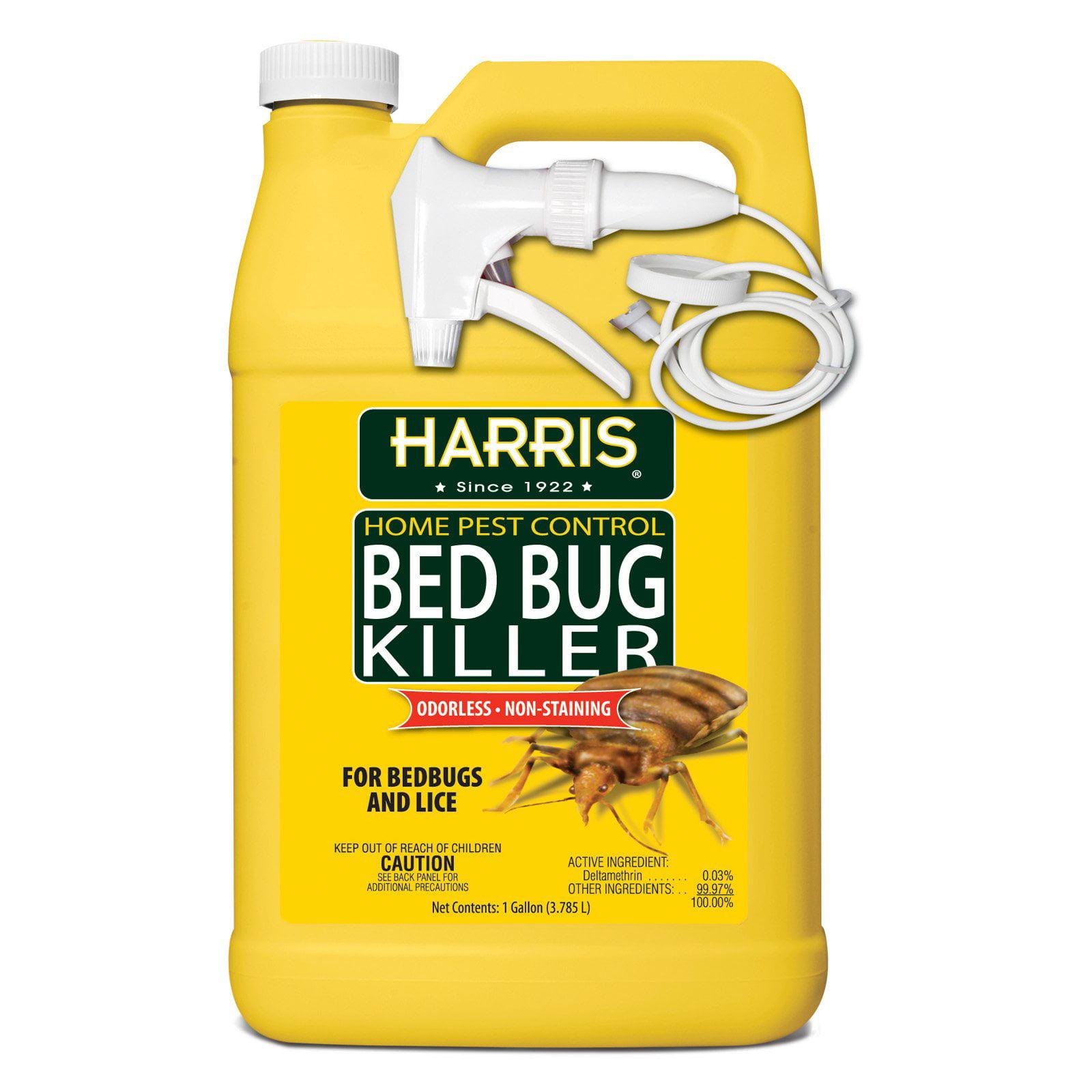 bed bug sprays