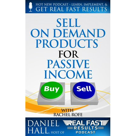 Sell On Demand Products for Passive Income -