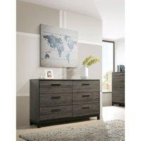 Roundhill Furniture Ioana 6 Drawer Dresser