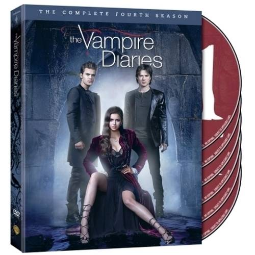 VAMPIRE DIARIES-COMPLETE 4TH SEASON (DVD/5 DISC/WS-16X9)