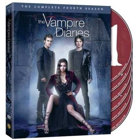 The Vampire Diaries  The Complete Fourth Season  Widescreen