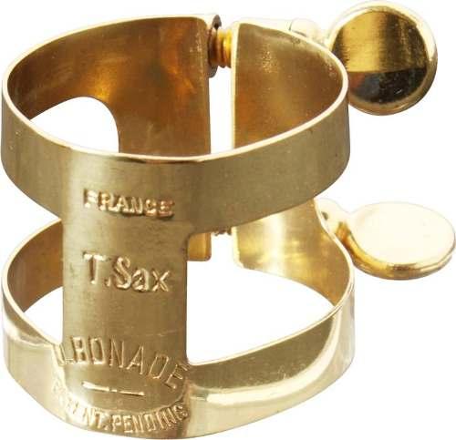Bonade Inverted Lacquered Bb Tenor Saxophone Ligature