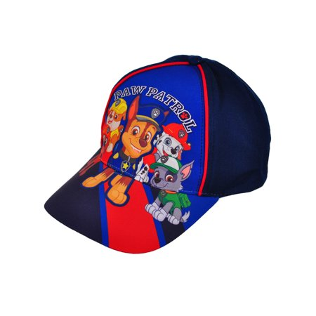 Paw Patrol Baseball Cap (Toddler One Size) - Skunk Hat With Paws